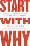 Start With Why by Simon Sinek.