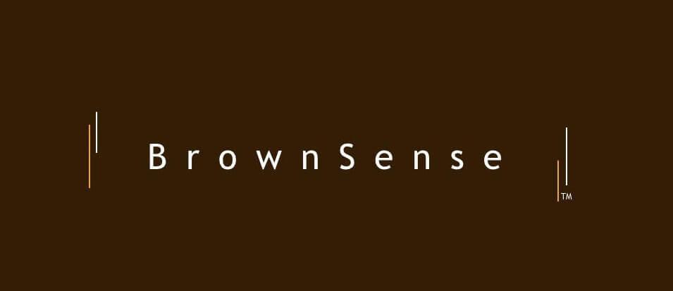 The Brownsense logo.