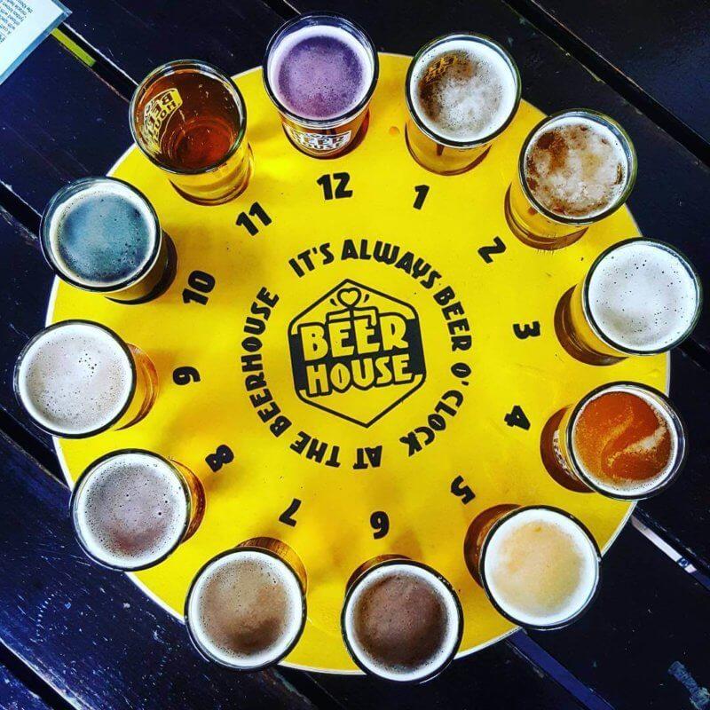 Beer O' Clock game at Beerhouse.