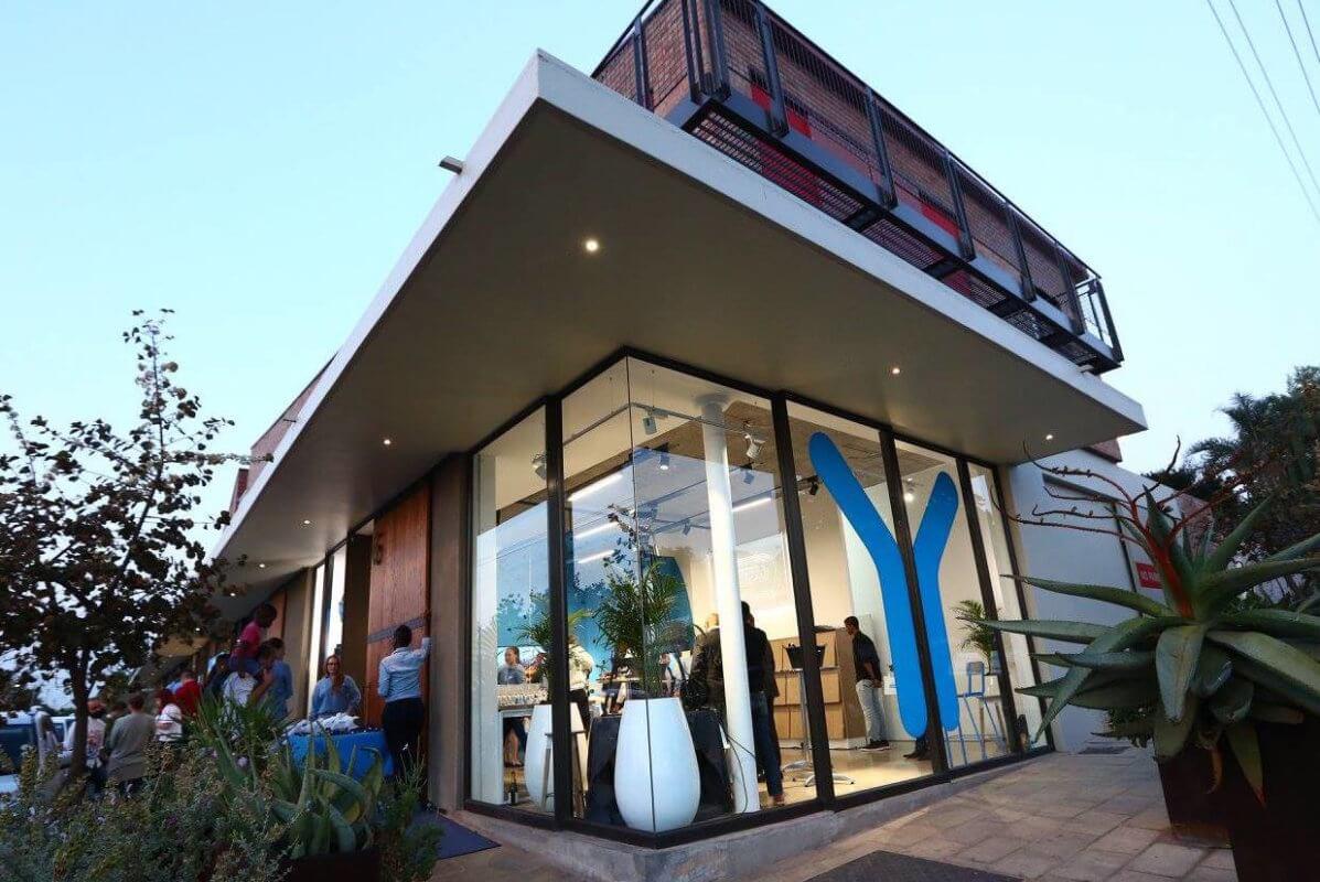 The Yoco Store in Parkhurst, Johannesburg.