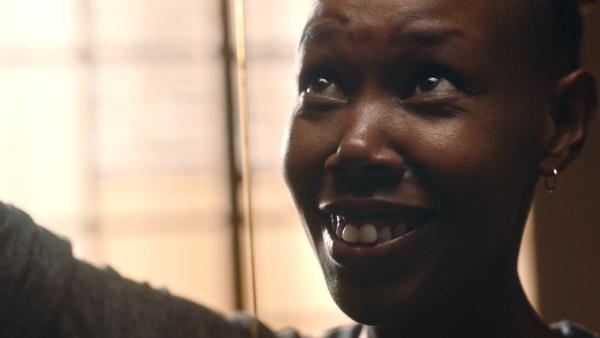 An image of Mokgadi Mabela from Native Nosi.