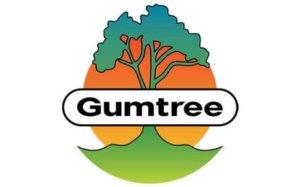 Gumtree logo.