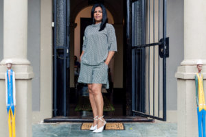 Thilo Moodley of Thilo's Timeless Closet.